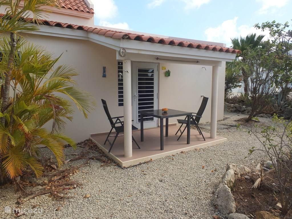 Porch and entrance studio