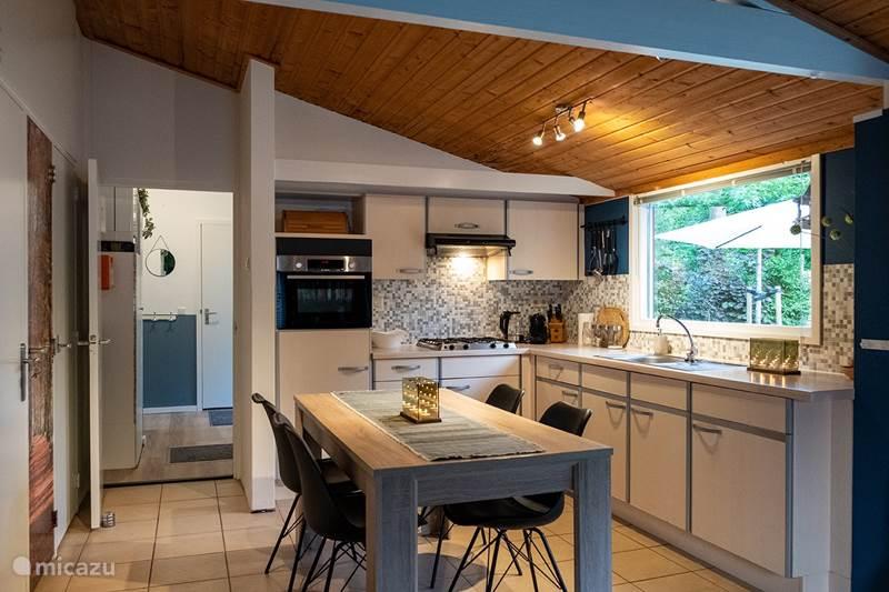 Vakantiehuis Nederland, Drenthe, Exloo Bungalow Huisje 78 in Drenthe