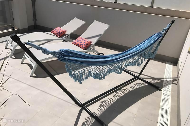 Vakantiehuis Spanje, Costa Blanca, Torre de la Horadada Appartement Penthouse 'Casa Vitamin Sea'