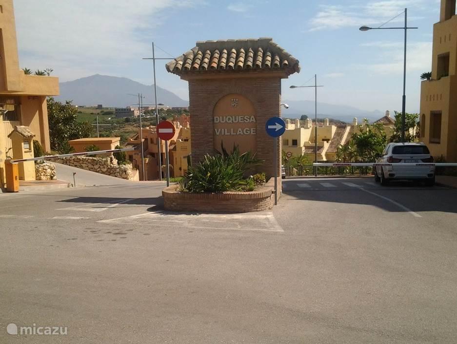 Vakantiehuis Spanje, Costa del Sol, Manilva Appartement La Fuente