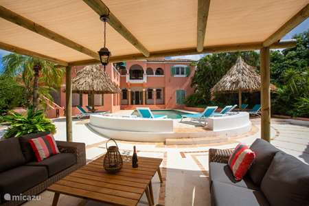 Vacation rental Curaçao, Banda Ariba (East), Jan Thiel apartment Bed and Breakfast - Garden Suite