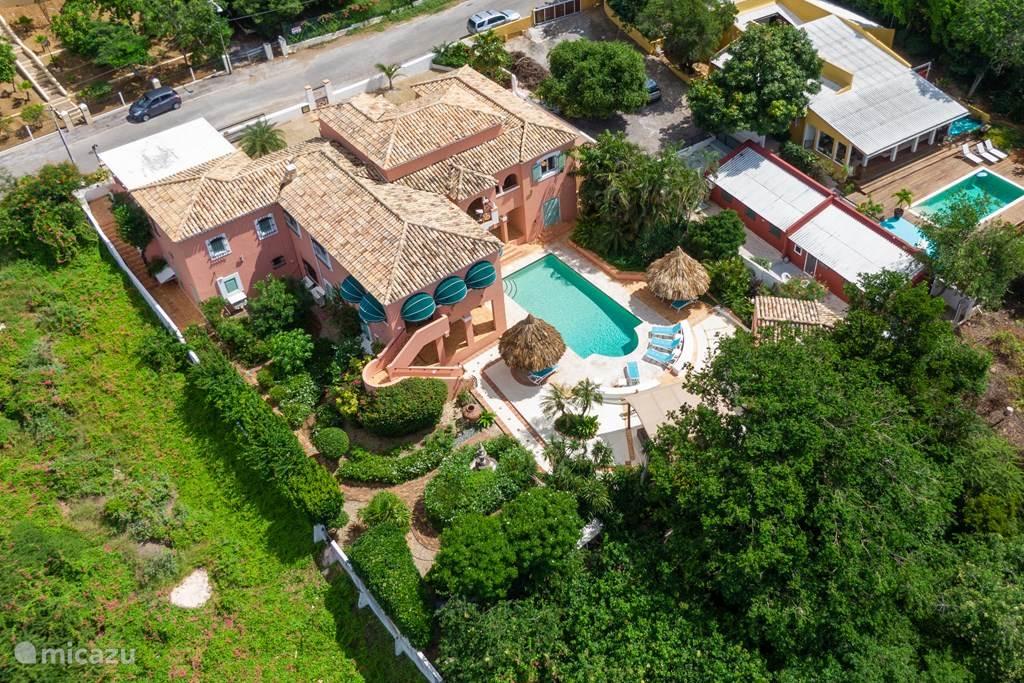 Vacation rental Curaçao, Banda Ariba (East), Jan Thiel Bed & Breakfast Bed and Breakfast - Garden Suite