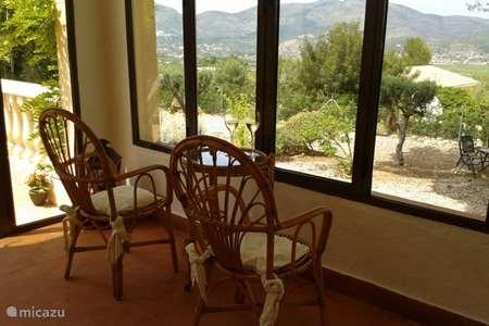 Vakantiehuis Spanje, Costa Blanca, Lliber vakantiehuis B&B Finca Lliber