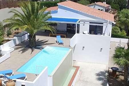 Vakantiehuis Spanje, Costa Brava, Palamos villa Manuki Mas Costa Brava Villa