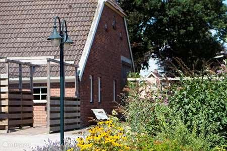 Vakantiehuis Nederland, Drenthe, Eesergroen - appartement Op de deel