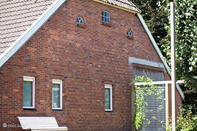 Vakantiehuis Nederland, Drenthe, Eeserveen Appartement Op de deel