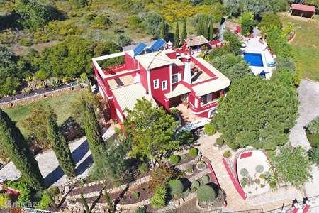 Vakantiehuis Portugal, Algarve, Porches (Lagoa) vakantiehuis Vivenda Cascata