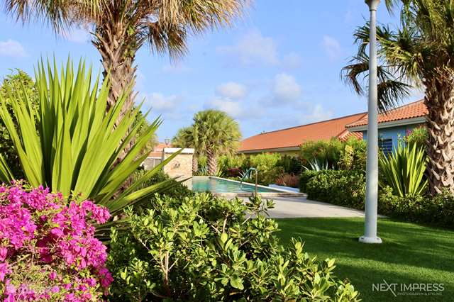 Vacation rental Curaçao, Curacao-Middle, Willemstad - holiday house Centro Garden, Brand New Apartment,