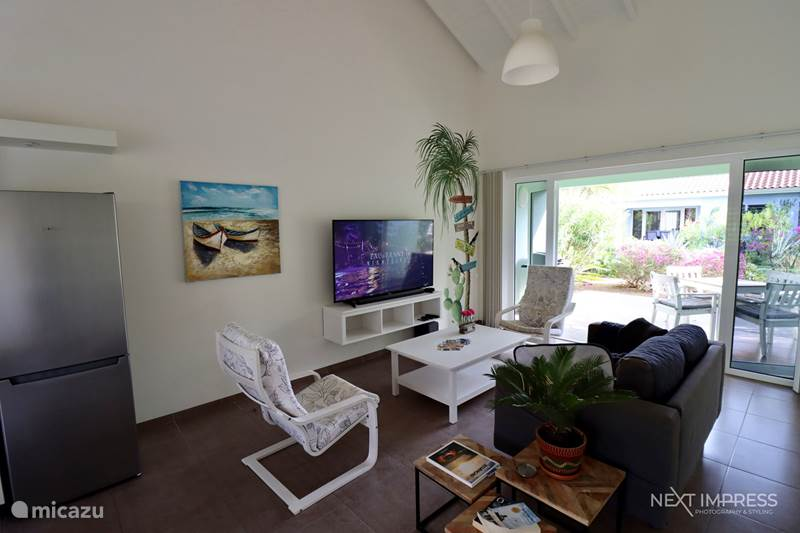 Vacation rental Curaçao, Curacao-Middle, Willemstad Holiday house Centro Garden, Brand New Apartment,