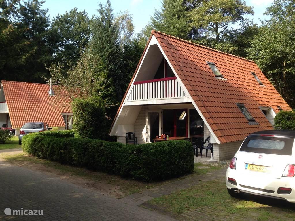Vakantiehuis Nederland, Overijssel, IJhorst Vakantiehuis Het Buitenhuisje
