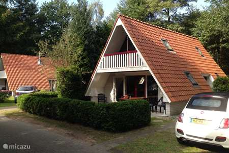 Vacation rental Netherlands, Overijssel, IJhorst holiday house The Buitenhuisje