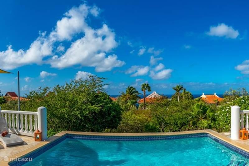 Ferienwohnung Curaçao, Banda Abou (West), Coral-Estate Rif St.marie Villa Ferienhaus Villa 705