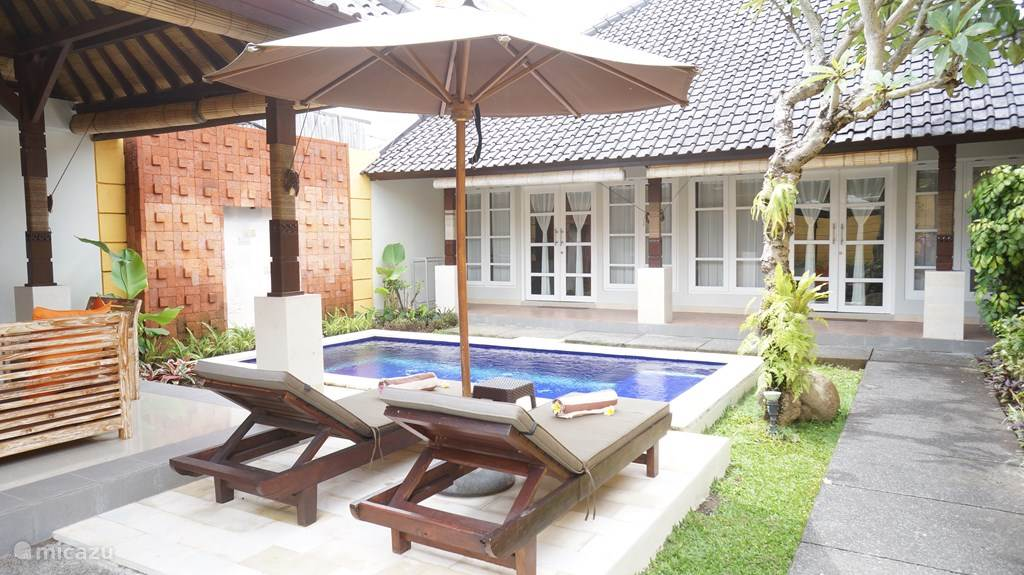 Vakantiehuis Indonesië – villa Villa Cempaka