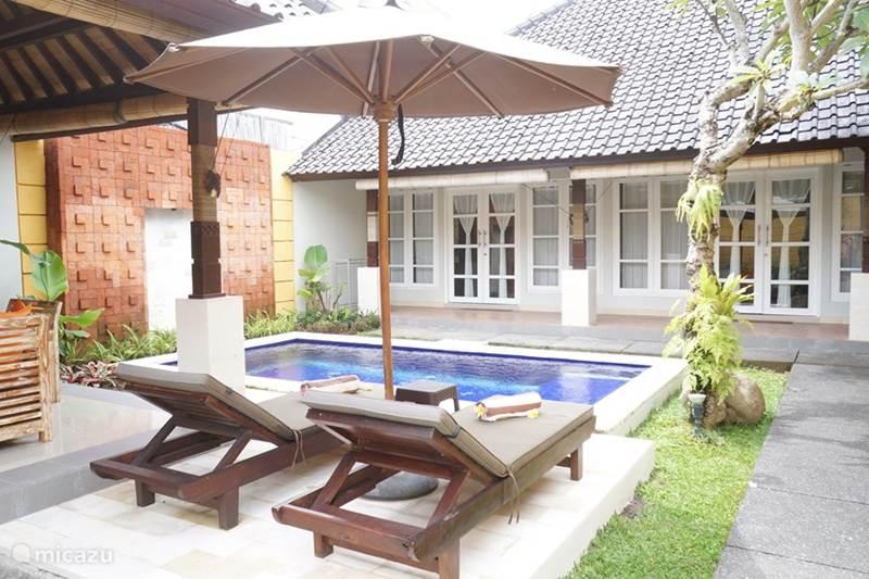 Vakantiehuis Indonesië, Bali, Seminyak Villa Villa Cempaka