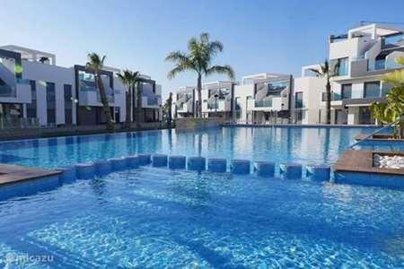 Vakantiehuis Spanje, Costa Blanca, Guardamar del Segura penthouse Elatico24