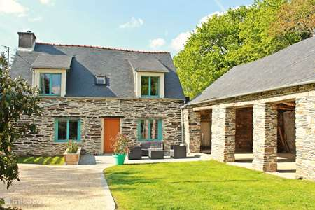 Vakantiehuis Frankrijk, Côtes-d'Armor, Caurel gîte / cottage Hirondelle