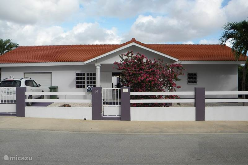 Vacation rental Curaçao, Banda Abou (West), Daniël Villa Villa Sunny day