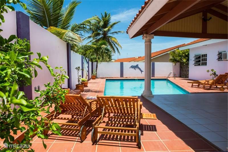Vakantiehuis Curaçao, Banda Abou (west), Daniël Villa Villa Sunny day