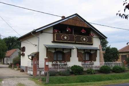 Vakantiehuis Hongarije – vakantiehuis Zalig landhuis Hongarije