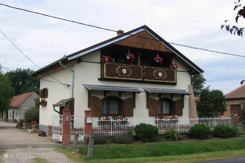 Vakantiehuis Hongarije, Somogy, Hollád Vakantiehuis Zalig landhuis Hongarije