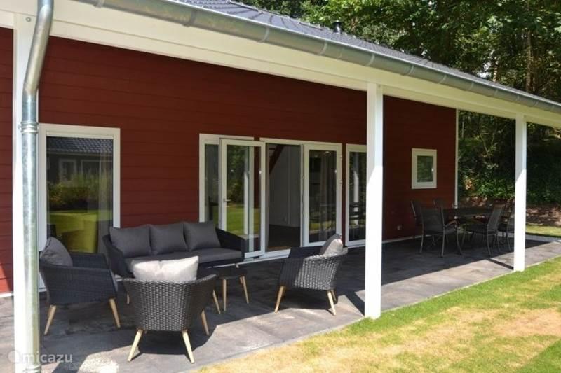 Vakantiehuis Nederland, Utrecht, Rhenen Chalet Vakantievilla voor 6 personen! CH254