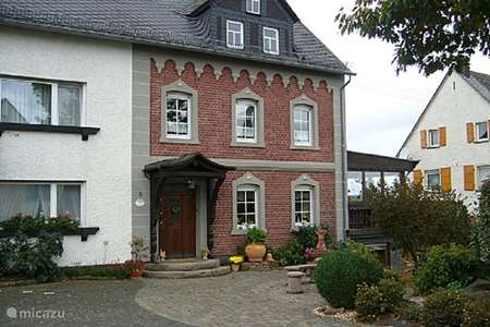 Vacation rental Germany, Moselle, Liesenich holiday house Haus Buchholz