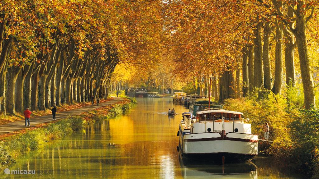 Canal du Midi (5 km)