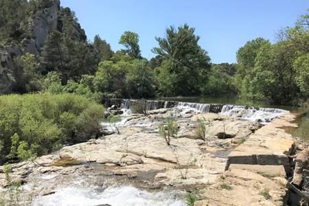 Cesse, Bize-Minervois (5 km)
