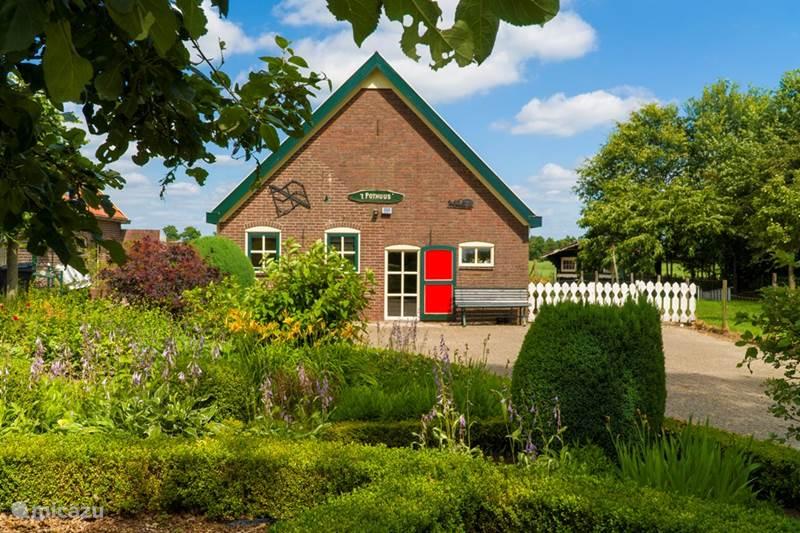 Vakantiehuis Nederland, Gelderland, Ruurlo Vakantiehuis 't Pothuus 2P huis in de Achterhoek