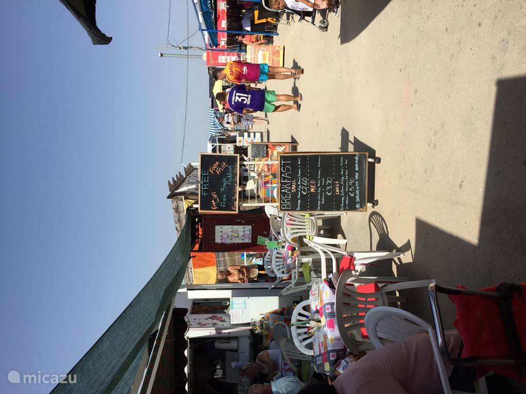 wekelijkse zondagmarkt