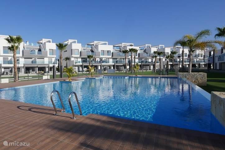 Vakantiehuis Spanje, Costa Blanca, Guardamar del Segura Appartement Casa Georgio