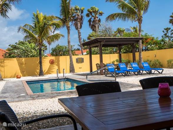 Vacation rental Aruba, North, North villa Luxury holiday villa BibaBon