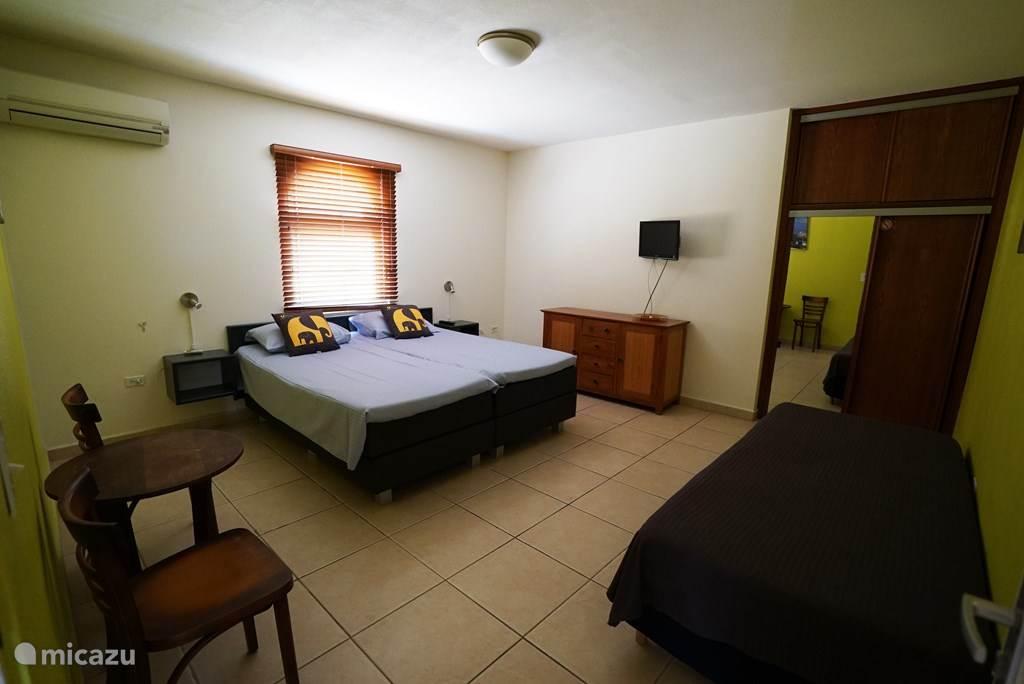 2de ruime slaapkamer