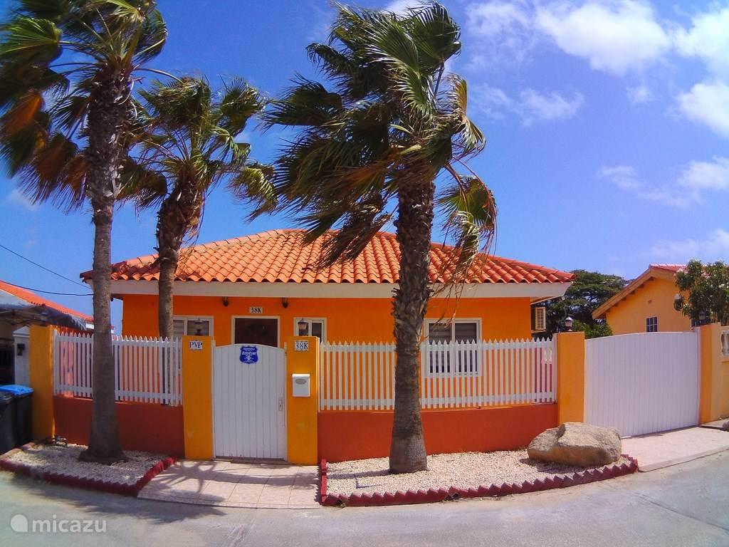 Vakantiehuis Aruba, Paradera, Paradera Villa Cas Trupial - Villa met zwembad