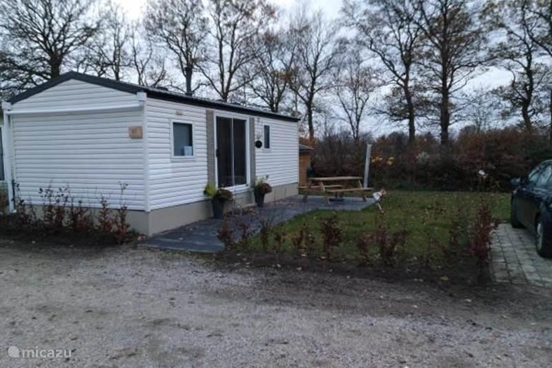 Vakantiehuis Nederland, Overijssel, Paasloo Chalet Weerribben Chalet Buizerd