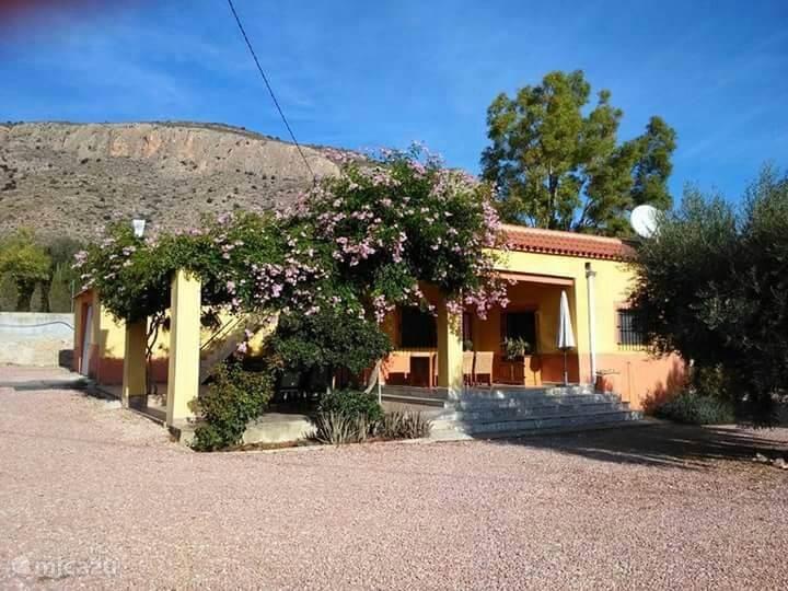 Ferienwohnung Spanien, Costa Blanca,  Hondón de las Nieves – studio La Solana