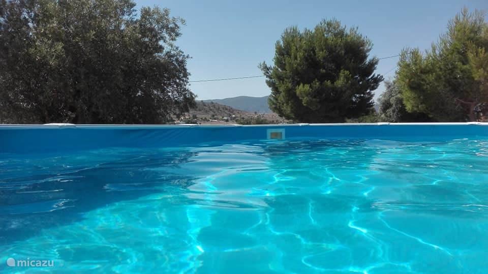 Vakantiehuis Spanje, Costa Blanca, Hondón de las Nieves Studio La Solana