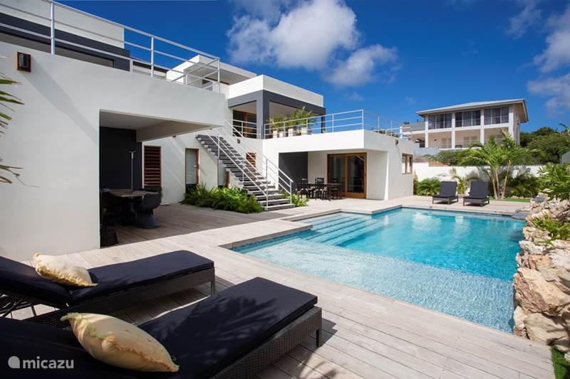 Ferienwohnung Curaçao, Banda Ariba (Ost), Jan Thiel Villa Villa Sol Paraiso