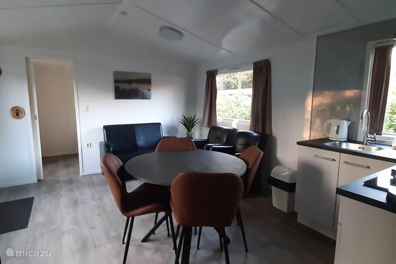 Vakantiehuis Nederland, Gelderland, Epe Chalet Tiny house Woods