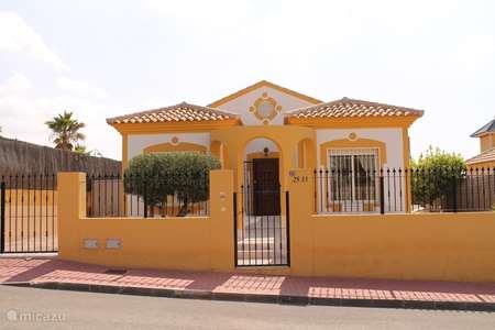 Ferienwohnung Spanien, Costa Cálida, Mazarrón villa Casa Amapola