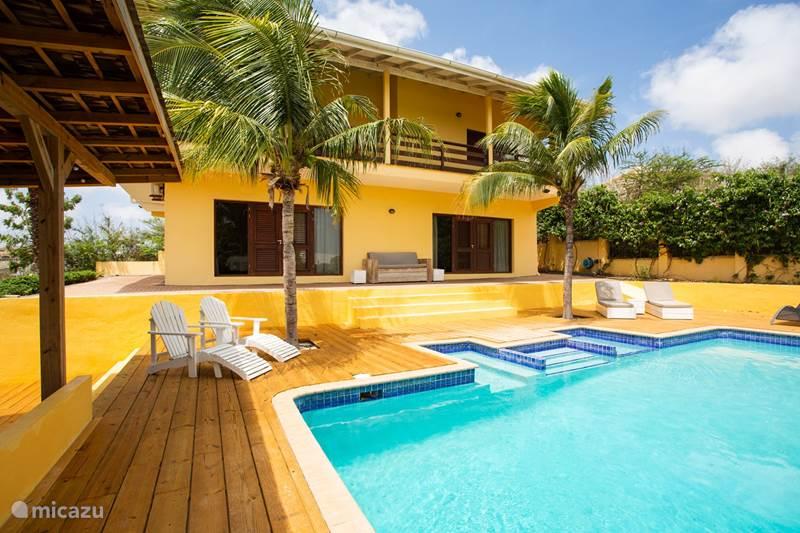 Vakantiehuis Curaçao, Banda Ariba (oost), Cas Grandi Villa Villa Sandemarie