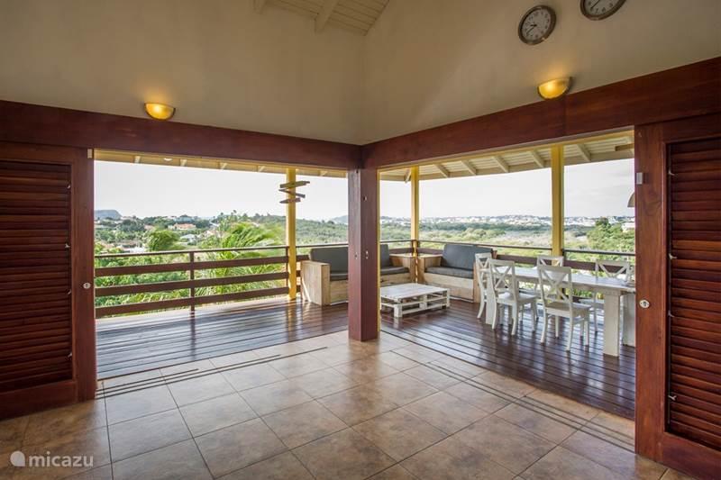 Vacation rental Curaçao, Banda Ariba (East), Cas Grandi Villa Villa Sandemarie