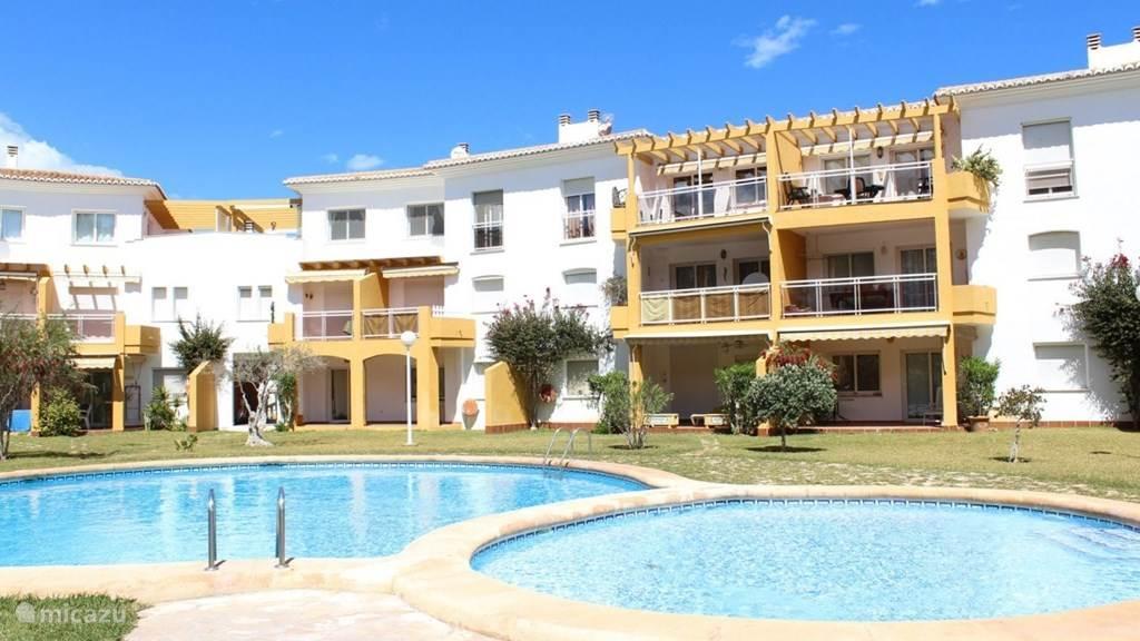 Vakantiehuis Spanje, Costa Blanca, Dénia Appartement Casa Abel, El Sueno III