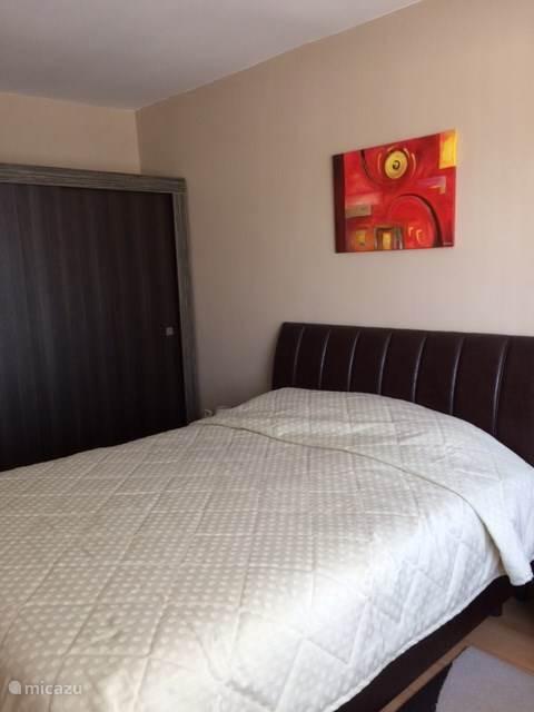 slaapkamer 1 met douche