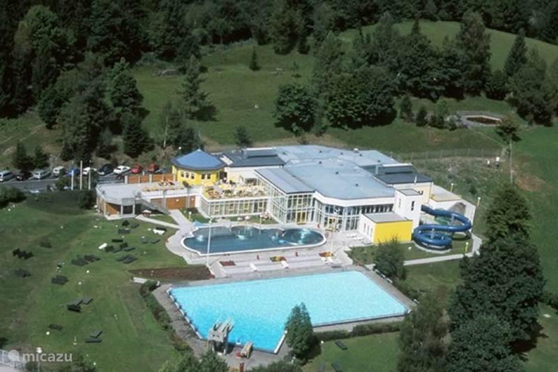 Vacation rental Austria, Carinthia, Kötschach-Mauthen Chalet Chalet Znowië with Hottub, pizza oven