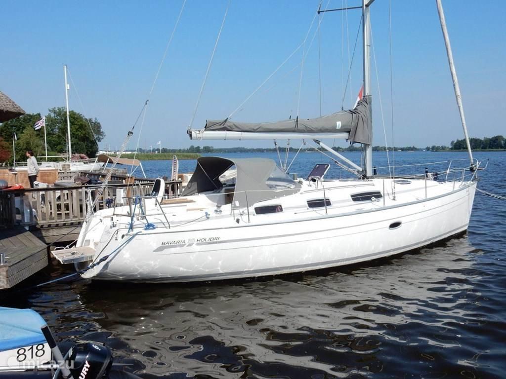Vakantiehuis Nederland, Flevoland, Nagele camper / jacht / woonboot Nautisch Kwartier Woeste Wolden