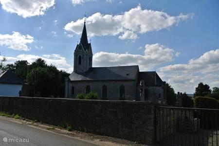 runde Kirche