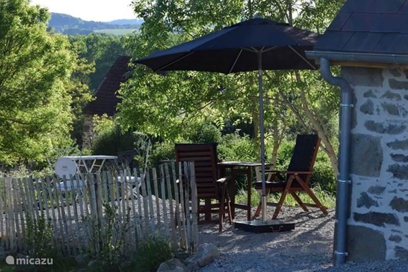 Ferienwohnung Frankreich, Puy-de-Dôme, Gouttières Ferienhaus Maison QQ