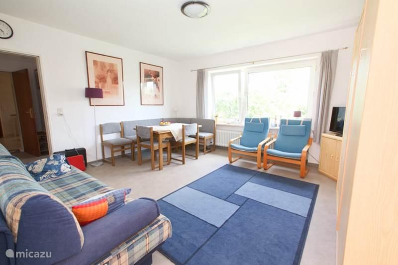 Vakantiehuis Duitsland, Moezel, Liesenich Appartement  Haus Buchholz appartement 3