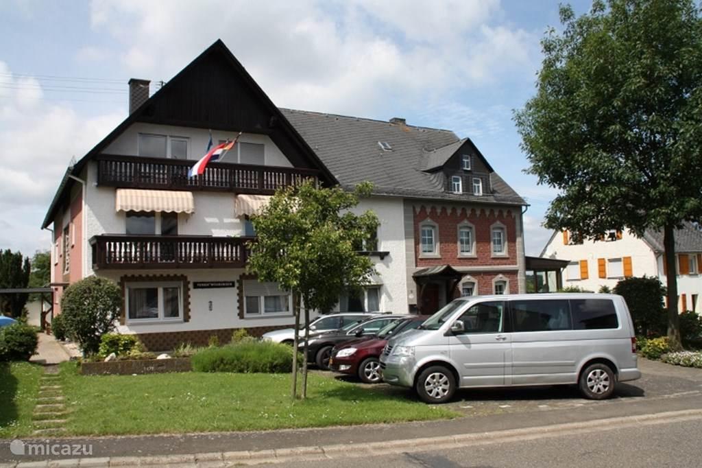 voorzijde Haus Buchholz